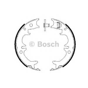 BOSCH 0986487680 Колодки гальмівні барабанні