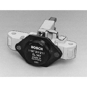 Регулятор генератора 1197311212 bosch - VAUXHALL CORSA Mk I (B) Наклонная задняя часть 1.4 i 16V