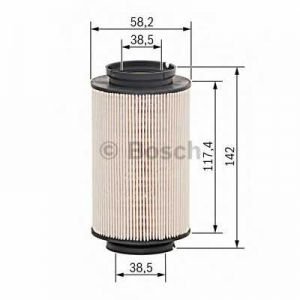 BOSCH 1457070007 Фільтр паливний