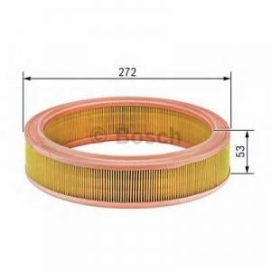 1457429053 bosch Воздушный фильтр OPEL CORSA Наклонная задняя часть 1.4 i
