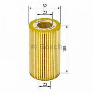 BOSCH 1457429122 Масляний фільтр 9122 SSANGYONG/MB/VW LT 28-35-46,Rexton,Musso,Korando