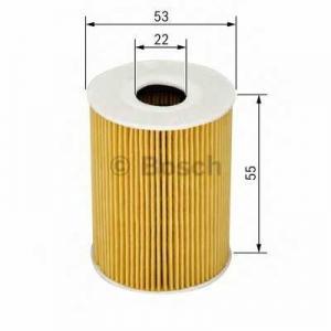 BOSCH 1 457 429 127 Фильтр масляный SMART (пр-во Bosch)
