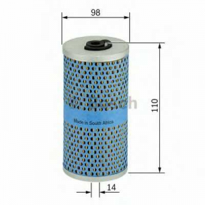 BOSCH 1457429170 Oil filter cartridge