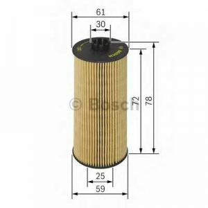 Масляный фильтр 1457429178 bosch - OPEL VECTRA B Наклонная задняя часть (38_) Наклонная задняя часть 2.6 i V6
