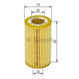 1457429199 bosch Масляный фильтр OPEL MERIVA вэн 1.7 DTI
