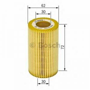 Масляный фильтр 1457429257 bosch - MAZDA 6 Hatchback (GG) Наклонная задняя часть 2.3