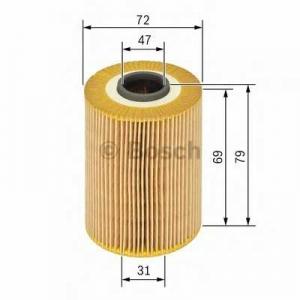 BOSCH 1 457 429 262 Фильтр масляный (пр-во Bosch)