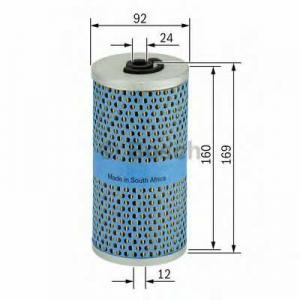 Масляный фильтр 1457429274 bosch - DAEWOO KORANDO Cabrio (KJ) Вездеход открытый 2.9 D