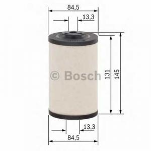BOSCH 1457429354 Фильтр топливный дизельный H=145mm DB OM 401/440/441/442; CLAAS комбайны