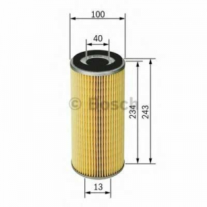 BOSCH 1457429600 Масляный фильтр