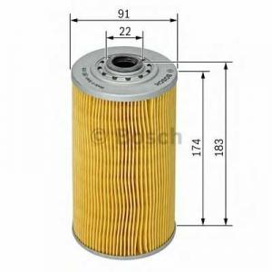 BOSCH 1457429636 Масляный фильтр