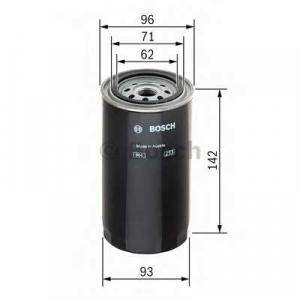 Топливный фильтр 1457429675 bosch - DAF F 1700  FA 1700 DNTD,FA 1700 NB,FD 1700 DNTD,FD 1700 NB