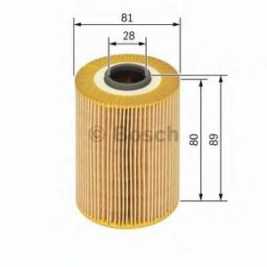 Масляный фильтр 1457429760 bosch - BMW 3 (E30) седан 318 i