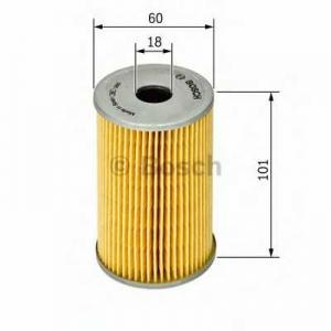 BOSCH 1457429820 Фильтр масляный (смен.элем.) рулевое упр. DAF, MAN, MB, RVI, VOLVO (TRUCK) (пр-во Bosch)