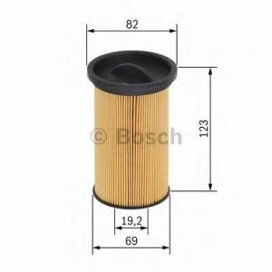 BOSCH 1457431708 Фильтр топливный