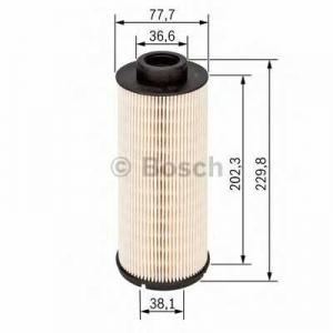 Топливный фильтр 1457431710 bosch - MAN TGA  28.360 FNLC, FNLLC