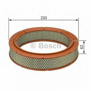 BOSCH 1457432108 Фильтр воздушный ВАЗ 2101-2110 (карбюратор) (пр-во BOSCH)