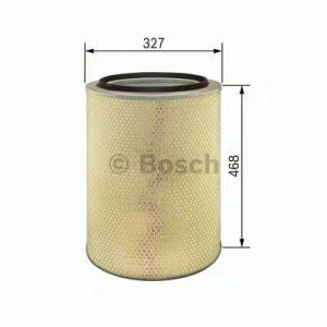 BOSCH 1457433901 Air filter