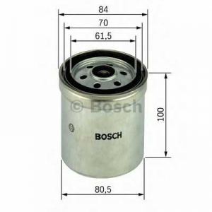 BOSCH 1457434123 Паливний фільтр 4123 MB Vito,Sprinter,Vario -00