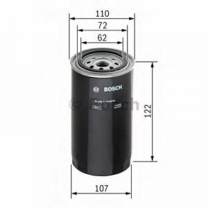 BOSCH 1457434205 Топливный фильтр