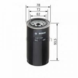 BOSCH 1457434300 Фильтр топливный дизельный TOYOTA 2,2-3,4 -87; NISSAN Pick-Up -87