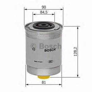 BOSCH 1457434400 Фильтр топливный диз. FORD Transit 2,5D/TD 94-00