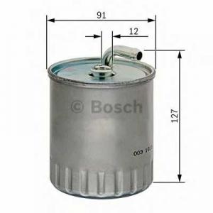 BOSCH 1457434416 Паливний фільтр 4416 MB C200,C220,C270 (203) 00-05