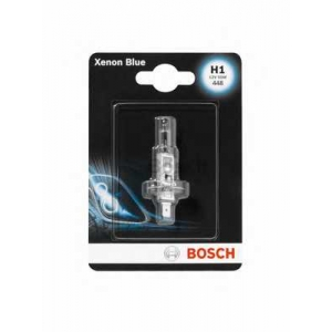 Автомобильная лампа: 12 [В] H1 BlueVision Ultra 55 1987301011 bosch -