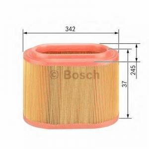 BOSCH 1987429170 Air filter
