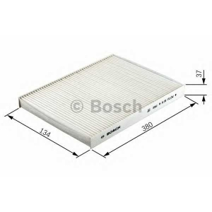 BOSCH 1 987 432 150 Фильтр салона MB ACTROS (пр-во Bosch)