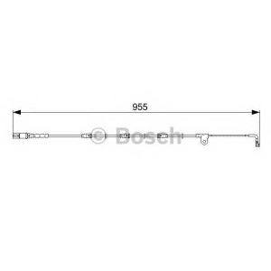 BOSCH 1987473028 Датчик гальмівний