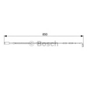 BOSCH 1987473030 Датчик зношування гальм.колодок