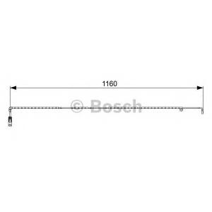 1987473055 bosch Сигнализатор, износ тормозных колодок LAND ROVER RANGE ROVER вездеход закрытый 4.2 4x4