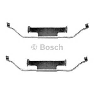 Комплектующие, колодки дискового тормоза 1987474154 bosch - BMW Z3 (E36) кабрио 1.9
