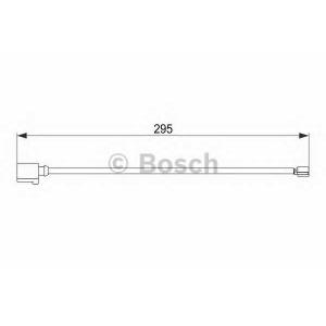 BOSCH 1987474565 Датчик гальмівний