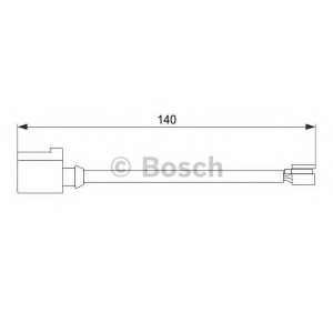 BOSCH 1987474566 Датчик гальмівний