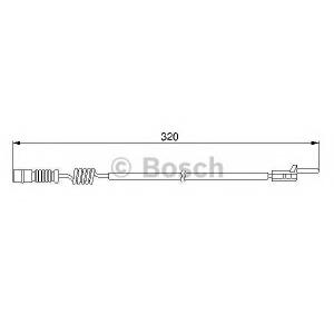 BOSCH 1987474964 Датчик гальмівний