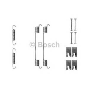 Комплектующие, тормозная колодка 1987475289 bosch - FORD TRANSIT CONNECT (P65_, P70_, P80_) фургон 1.8 16V LPG