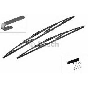 BOSCH 3397118321 щетки стеклоочистителя TWIN (650x450) RENAULT Espace 96-02, Avantime -03
