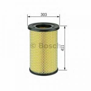 BOSCH F026400117 Повітряний фільтр - заміна на 0986626777