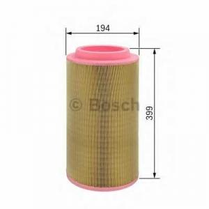 BOSCH F 026 400 124 Воздушный фильтр