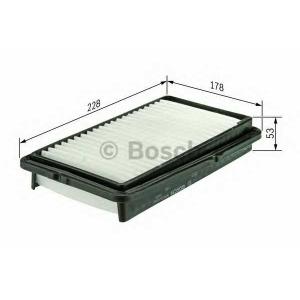 BOSCH F026400125 Фільтр повітряний