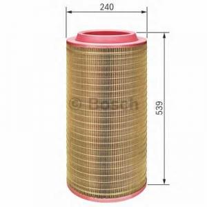 BOSCH F026400237 Air filter