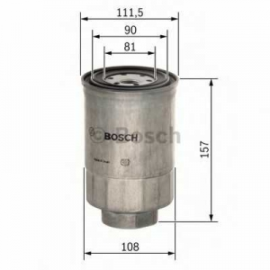 BOSCH F026402025 Паливний фільтр 2025 Scania, Volvo