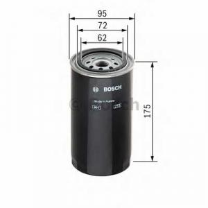 Топливный фильтр f026402030 bosch - IVECO EuroCargo  90 E 21, 90 E 21 D tector, 90 E 21 DP tector, 90 E 22 tector