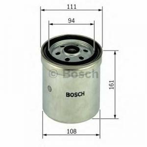 BOSCH F026402132 Фільтр паливний RVI
