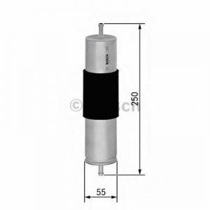 BOSCH F026402847 Паливний фільтр дизель AUDI Q5 ''2.0-3.0TDI