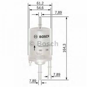 ��������� ������ f026403008 bosch - AUDI A2 (8Z0) ��������� ������ ����� 1.4