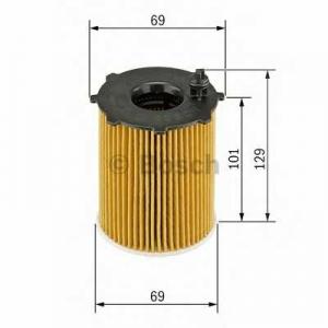Масляный фильтр f026407011 bosch - AUDI A5 (8T3) купе RS 5 quattro