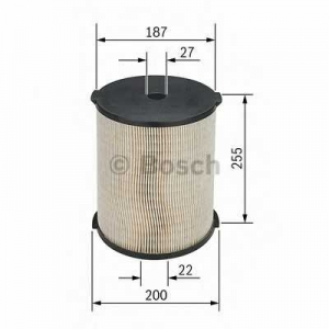 BOSCH F026407028 Oil filter cartridge